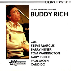 Lionel Hampton Presents Buddy Rich (Remastered 2000)