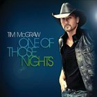 Tim McGraw - One Of Those Nights (CDS)