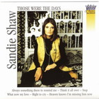 Sandie Shaw - Those Were The Days (Vinyl)