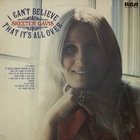 SKEETER DAVIS - I Can't Believe It's All Over (Vinyl)
