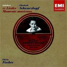 Schubert: 12 Lieder, 6 Moments Musicaux (With Edwin Fischer)