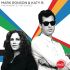 Anywhere In The World (With Mark Ronson) (CDS)
