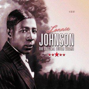 The Original Guitar Wizard: Mr. Johnson's Blues CD1