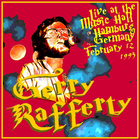 Gerry Rafferty - Live At The Music Hall, Hamburg