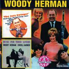 Woody Herman - The Jazz Swinger & Music For Tired Lovers (With Erroll Garner)