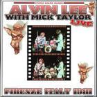 Alvin Lee - Live At Teatro Tenda, Firenze (With Mick Taylor) (Vinyl)