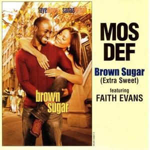 Brown Sugar (Extra Sweet) (Feat. Faith Evans) (CDS)