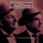 Flatt & Scruggs - 'Tis Sweet To Be Remembered CD2