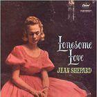 Jean Shepard - Lonesome Love (Vinyl)