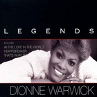Dionne Warwick - Legends CD1