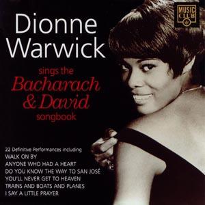 Sings The Bacharach & David Songbook