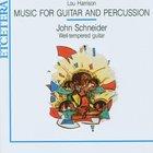 Lou Harrison: Music For Guitar And Percussion (Under John Bergamo)