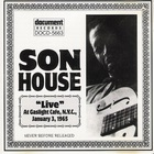 Son House - Live At The Gaslight Cafe N.Y.C.