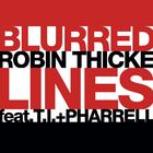 Robin Thicke - Blurred Lines (EP)