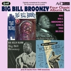 Big Bill Broonzy - Four Classic Albums Plus CD2