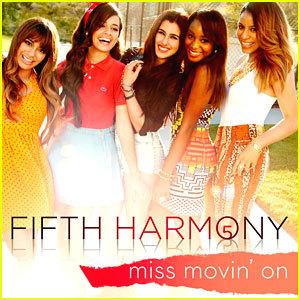 Miss Movin' On (CDS)