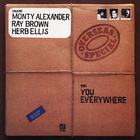 Monty Alexander - Overseas Special (With Ray Brown, Herb Ellis) (Vinyl)
