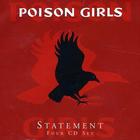 Statement: Where's The Pleasure + Singles CD3