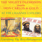 The Mighty Diamonds - Mighty Diamonds Meets Don Carlos & Gold At The Channel One Studio (Reissued 1993) CD2