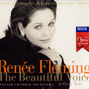 The Beautiful Voice (With Jeffrey Tate & English Chamber Orchestra)