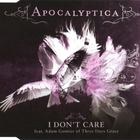 I Don't Care (CDS)