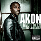 Akon - Give It To Em' (Feat. Rick Ross) (CDS)