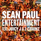 Sean Paul - Entertainment (CDS)