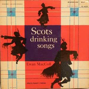 Scots Drinking Songs (Vinyl)