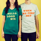 Hellogoodbye - When We First Met (CDS)