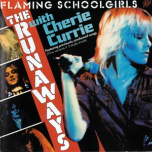 Flamming Schoolgirls (Vinyl)