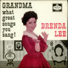 Grandma What Great Songs You Sang! (Vinyl)