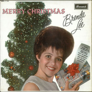 Merry Christmas From Brenda Lee (Vinyl)