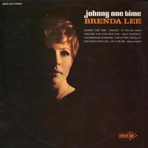 Johnny One Time (Vinyl)