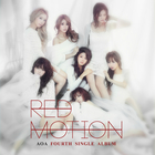 AOA - Red Motion (CDS)