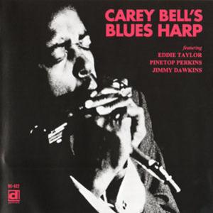 Carey Bell's Blues Harp (Vinyl)