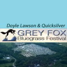 Grey Fox Bluegrass Festival (Live)