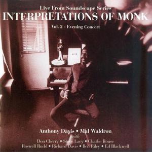 Interpretations Of Monk Vol. 2: Anthony Davis Set (Vinyl) CD1
