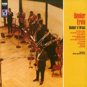 Booker 'n' Brass (Vinyl)