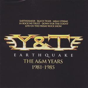 Earthquake: The A&M Years 1981-1985 CD1