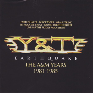 Earthquake The A & M Years 1981-1985 CD4
