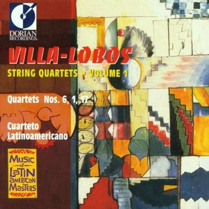 String Quartets, Vol. 1 (Performed By Cuarteto Latinoamericano)