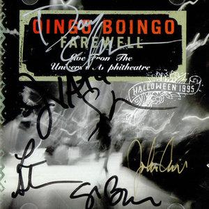 Farewell (Live) CD1