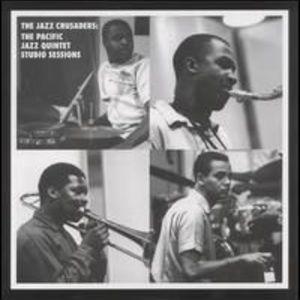 The Pacific Jazz Quintet Studio Sessions CD4