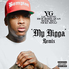 YG - My Nigga (Remix) (cds)