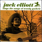 Ramblin' Jack Elliott - Sings The Songs Of Woody Guthrie (Vinyl)