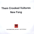 Them Crooked Vultures - New Fang (CDS)