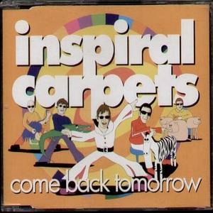 Come Back Tomorrow (CDS)