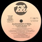Alexander O'Neal - Love Makes No Sense (Brothers In Rhythm Remixes) (VLS)