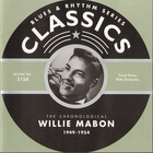 Willie Mabon - Chronological Willie Mabon 1949-1954