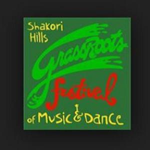 Shakori Hills Grassroots Festival CD1